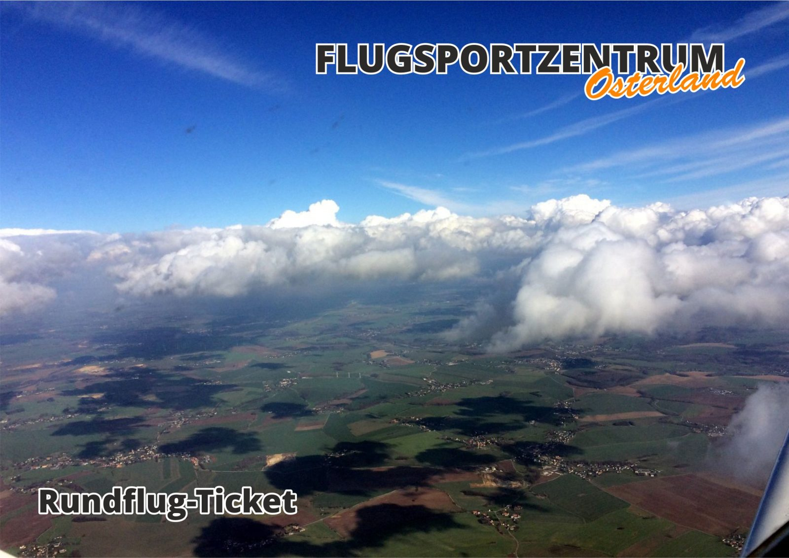 Rundflug-Ticket